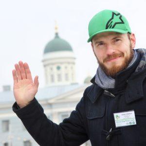 Jouko Väärälä Green Cap Tours
