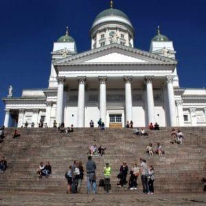 helsinki free walking tour