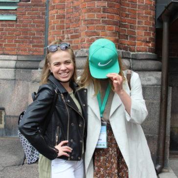 Free Walking Tour Helsinki by Green Cap Tours
