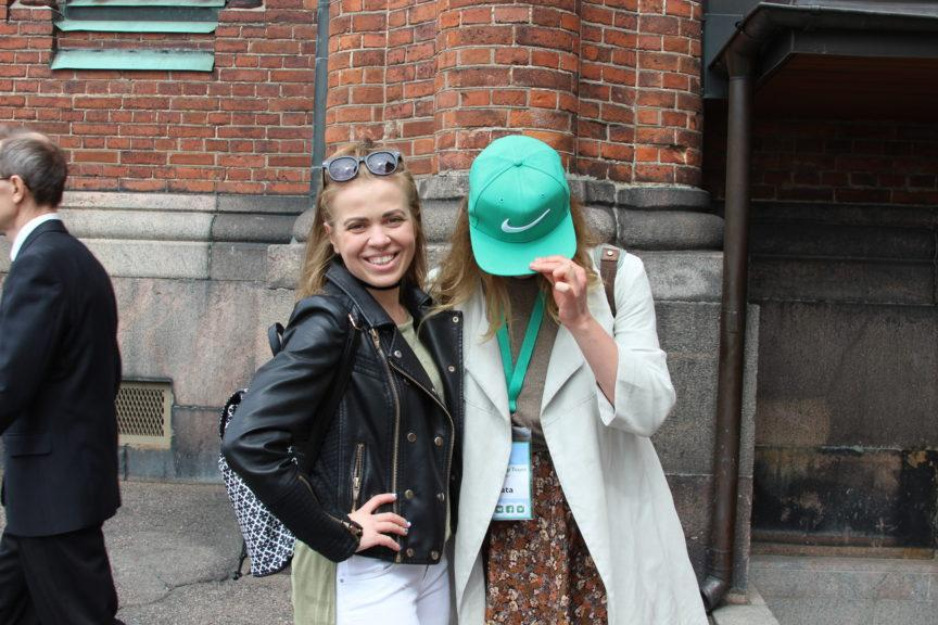 Free Walking Tour Helsinki by Green Cap Tours