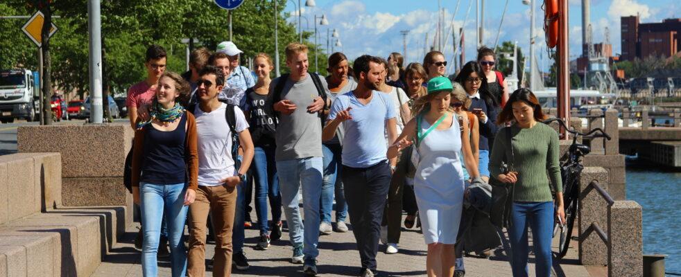 Free Walking Tour Helsinki
