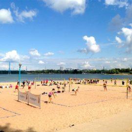 Beaches in Helsinki