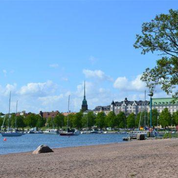 Beaches in Helsinki Green Cap Tours pointers from locals