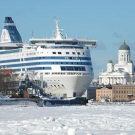 How to get to Senate Square from Helsinki port?