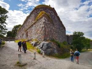 Taste of Helsinki and Suomenlinna Green Cap Tours
